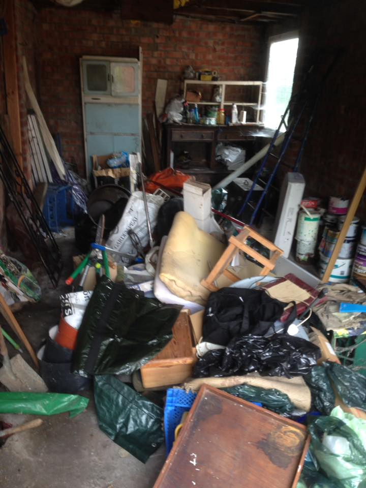 Garage & Yard Clearance In Pelton , Chester-le-Street