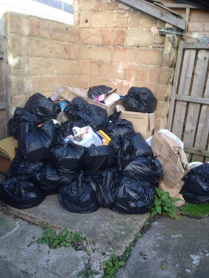 Rubbish Clearance in Newbiggin-By-The-Sea