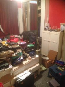 Hoarder Property Clearance in Byker, Newcastle