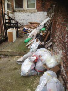 DIY Rubbish Removal In Gateshead