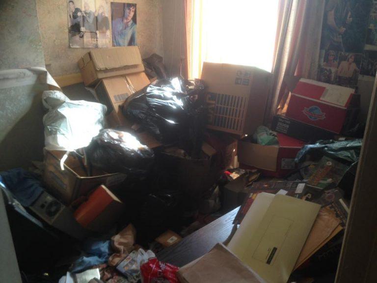 Hoarder House Clearance In Dunston, Gateshead