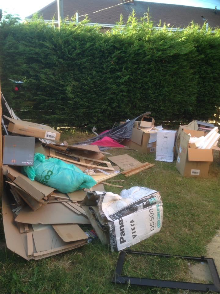 Yard Clearance In Kibblesworth