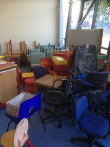 School Clearance In Seaham