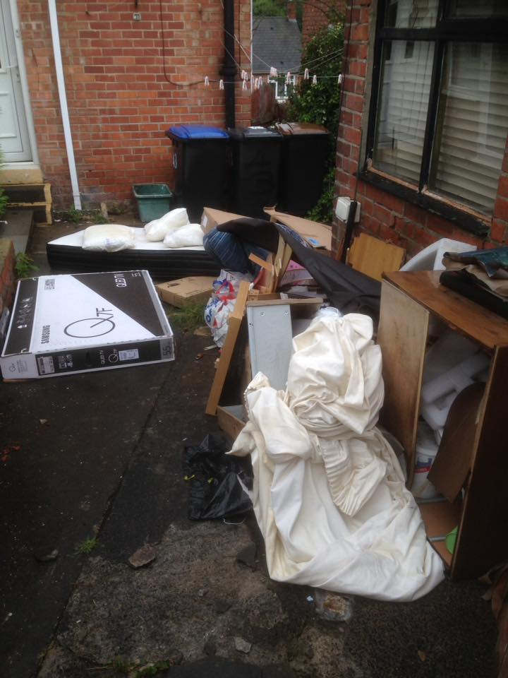 Rubbish Clearance In Chester-le-Street
