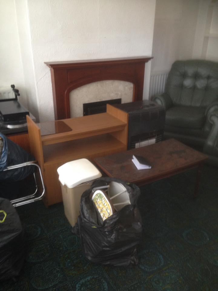 2 Bedroom House Clearance In Byker
