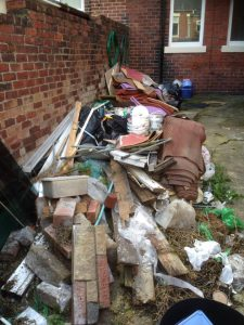 Yard Clearance In South Shields