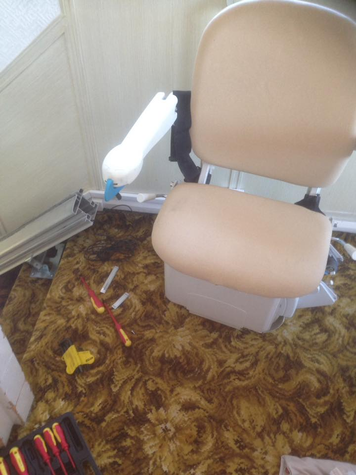 2 Bedroom House Clearance & Stair Lift Removal In Fence Houses