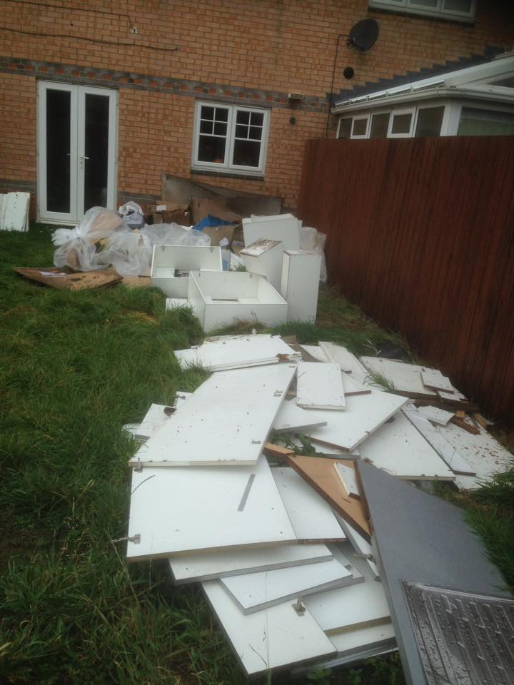 DIY Rubbish Clearance In North Shields