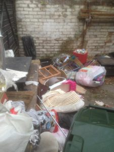 Yard Clearance In Byker