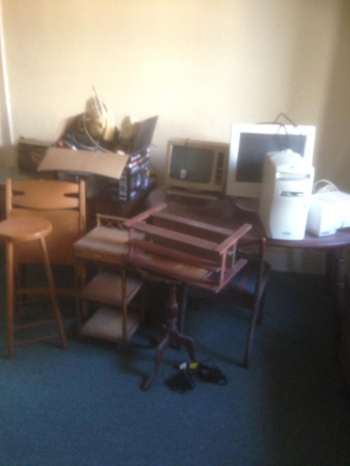 Partial House Clearance In Gosforth