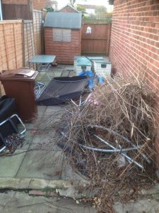 Yard Clearance In Fenham, Newcastle