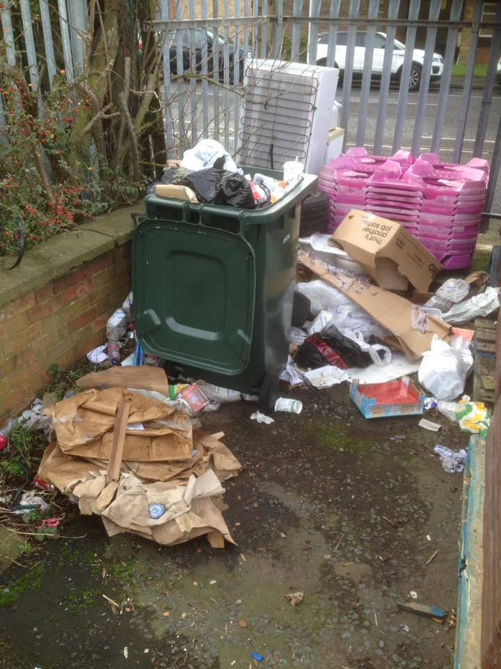 Rubbish Removal For A Business In Gateshead