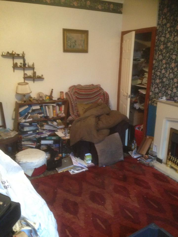 3 Bedroom Cluttered Property Clearance In Fulwell, Sunderland
