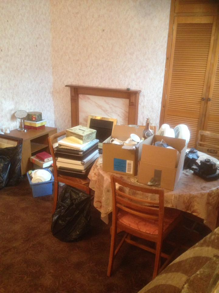 2 Bedroom House Clearance In Crawcook