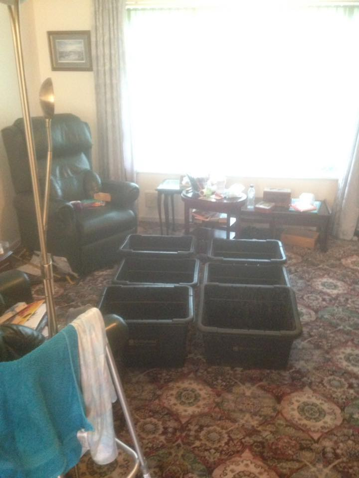 3 Bedroom House Clearance In Gateshead