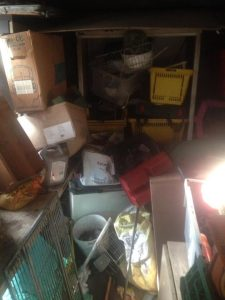 Hoarder Partial House & Garden Clearance In North Shields