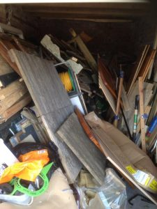 Partial Garage Clearance In Sunniside