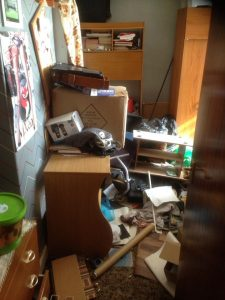 Cluttered Bedroom Clearance In Dunston