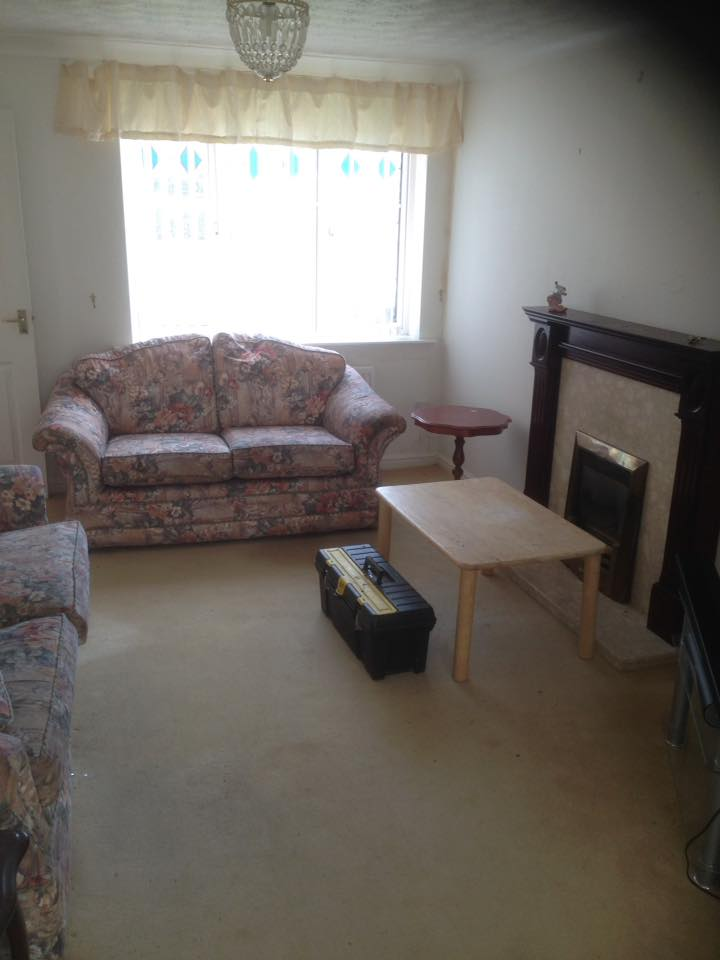 3 Bedroom House Clearance With Loft, Garage & Shed
