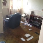 3 Bedroom House Clearance In Killingworth, Newcastle With Double Stairlift Removal
